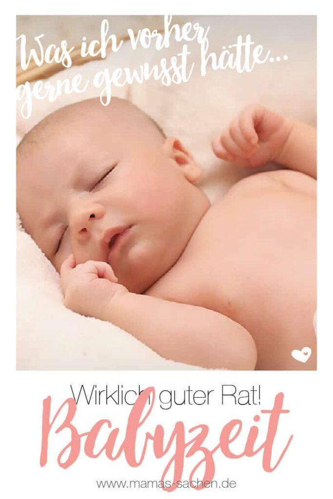 Guter Rat   Babyzeit   Wochenbett   Tipps   Eltern werden   Baby   Wahrheit   Ratschlag   Spruch   Geburt