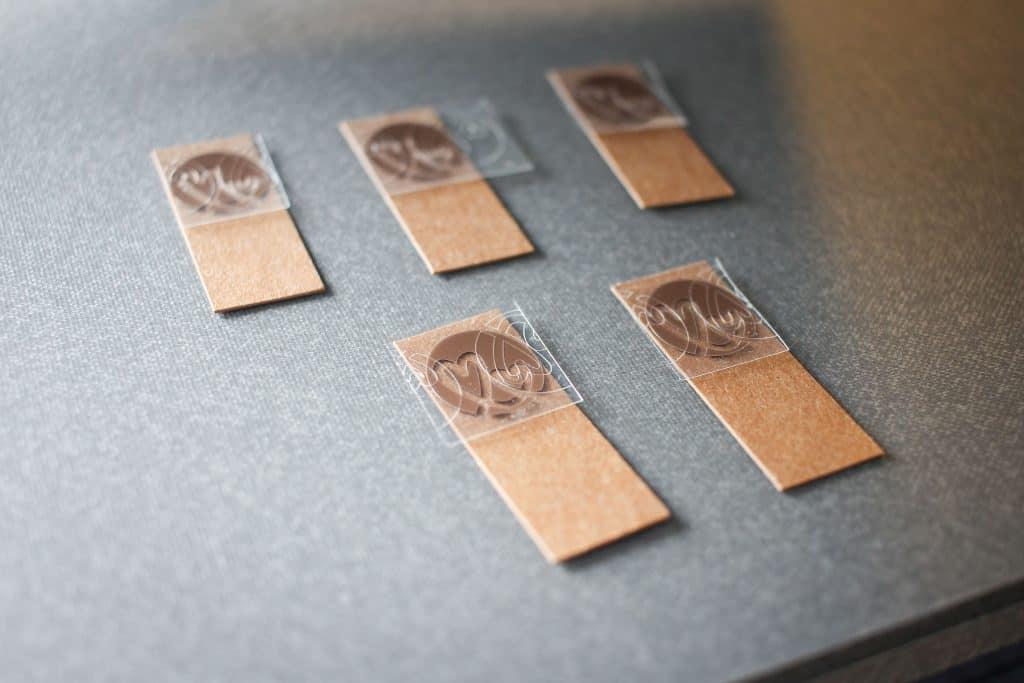 SnapPap-Label selber machen Plotten Plotter Flexfolie Anleitung SnapPap Snap Pap Label