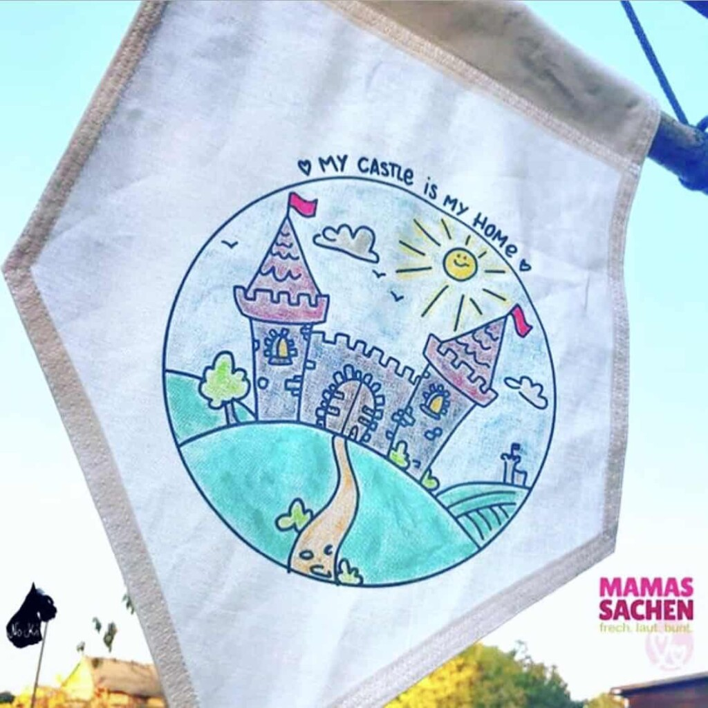 ritterburg  doodleplott  malvorlage  mamassachen