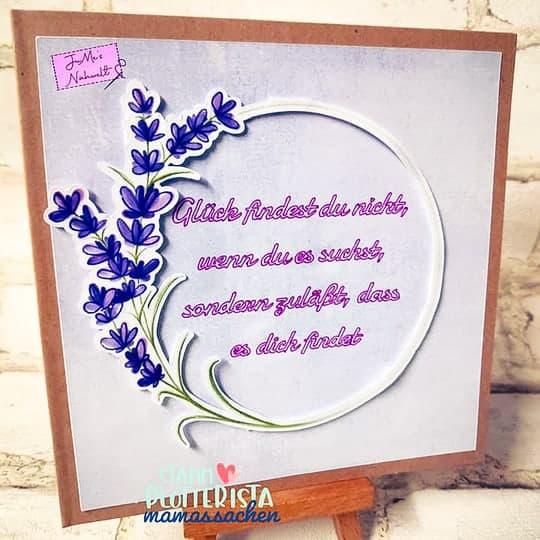 mamassachen lavendel digistamps Lavendel set png